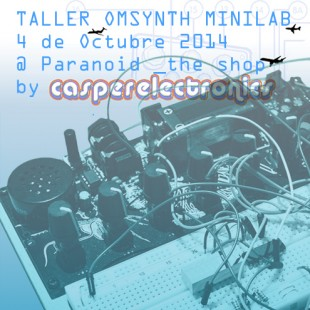OMSynth Minilab by Casper Electronics (4th october 2014)
